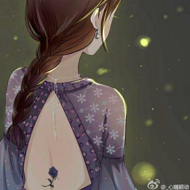 赵丽颖的妹妹胭脂