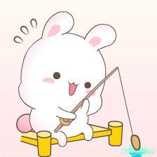 夏雪-欢乐兔