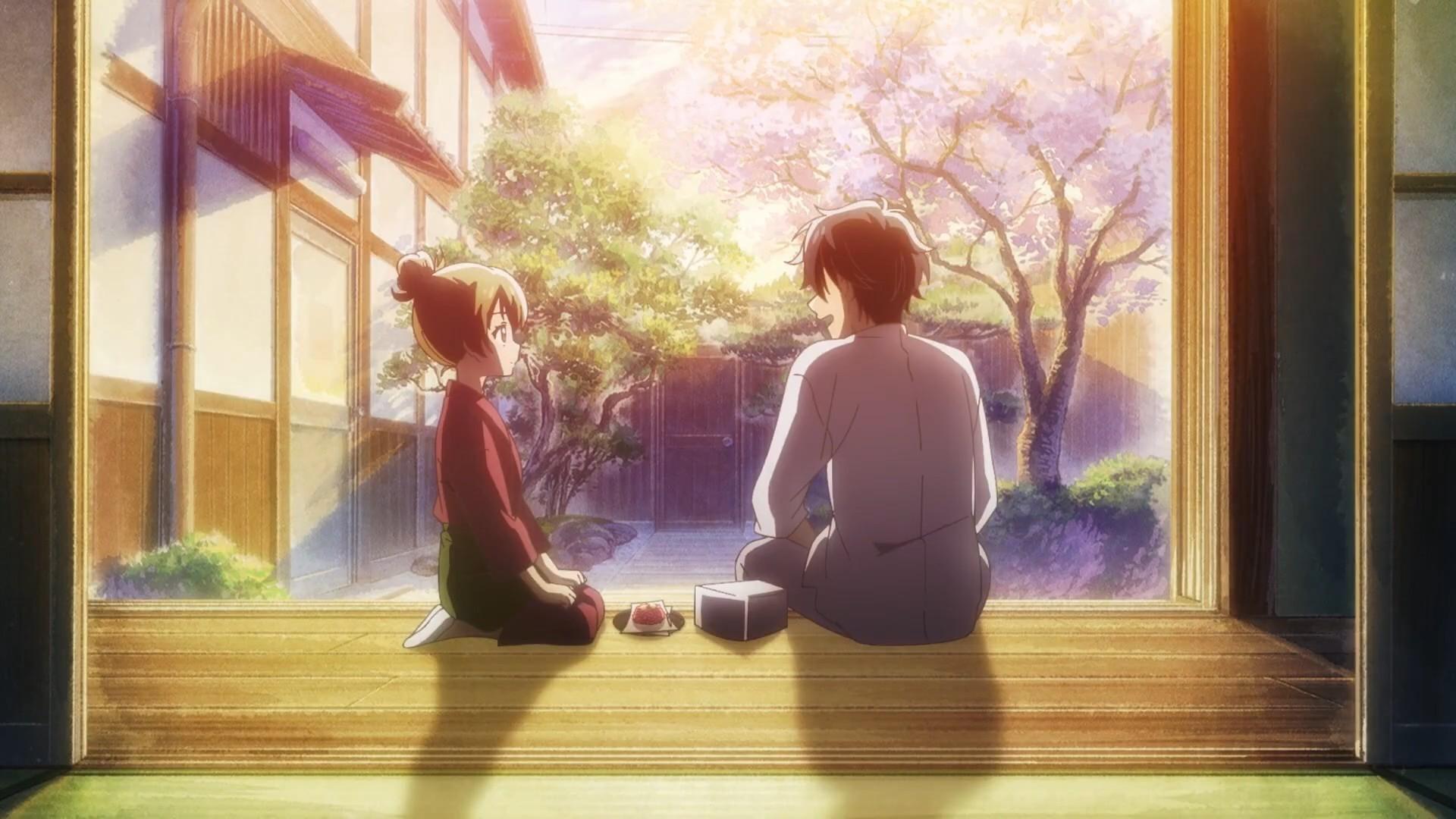 TV动画《相合之物》第1弹PV公开,2022年播出。- ACG17.COM