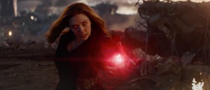 《复仇者联盟:终局之战》成为首部28亿美元票房电影 凯文·费奇说终局之战中旺达最强 暂停朗读为您朗读