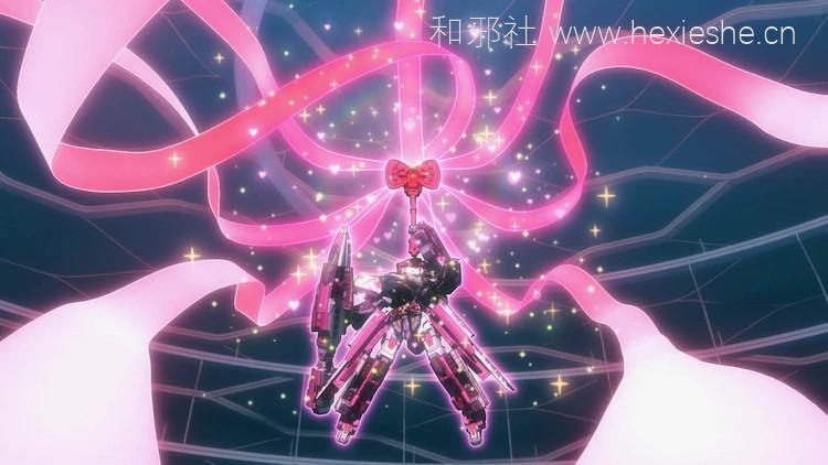 HelloKitty_新干线变形机器人01