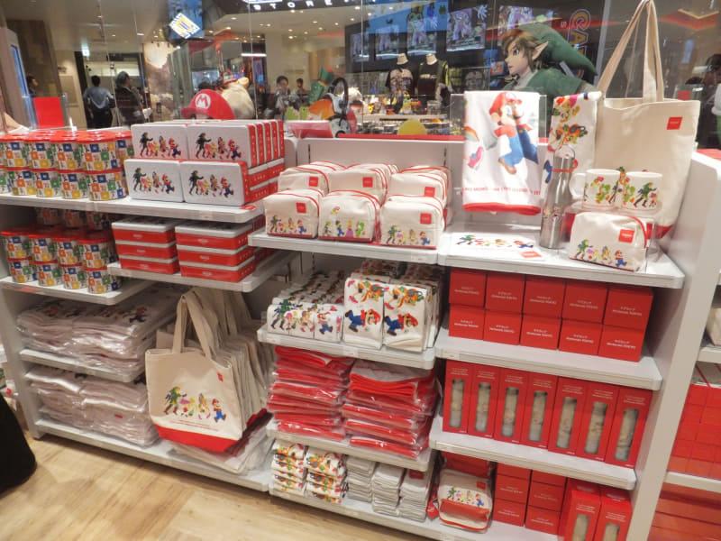 任天堂 直营店 Nintendo TOKYO 13_o