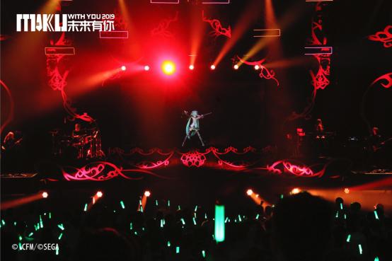 未来有你·初音未来2019中国巡演广州完美收官,百万人线上同步观演1281
