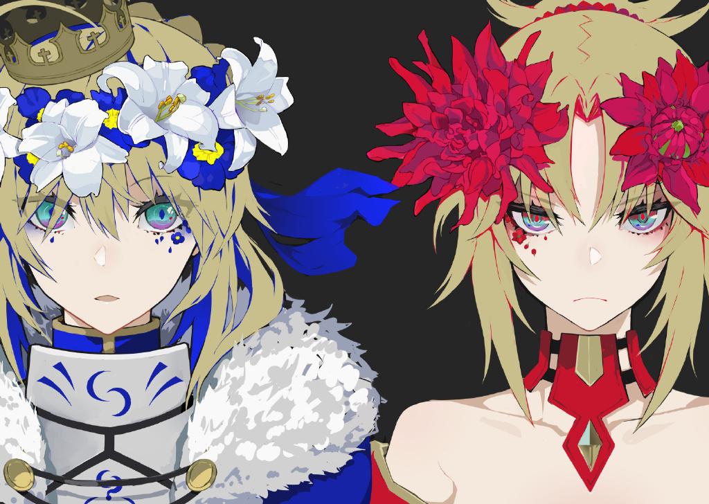 【P站画师】绚丽的色彩!日本画师LAM的插画作品- ACG17.COM