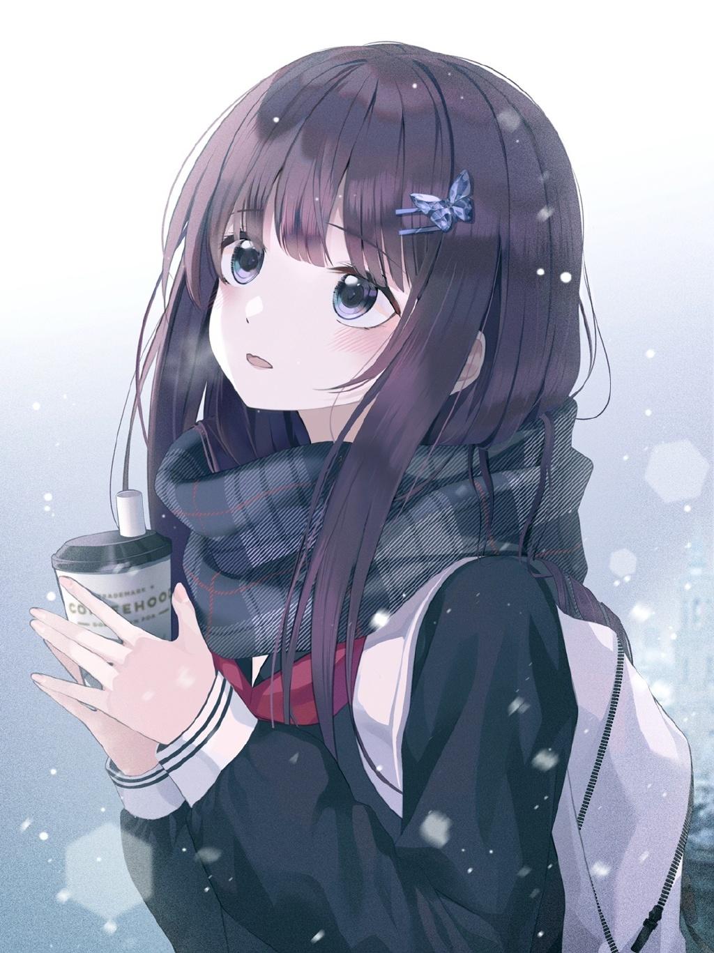 【P站画师】各种可爱的美少女!韩国画师KANZI的插画作品- ACG17.COM