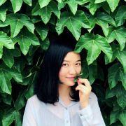 苹果姐姐在美国微博照片