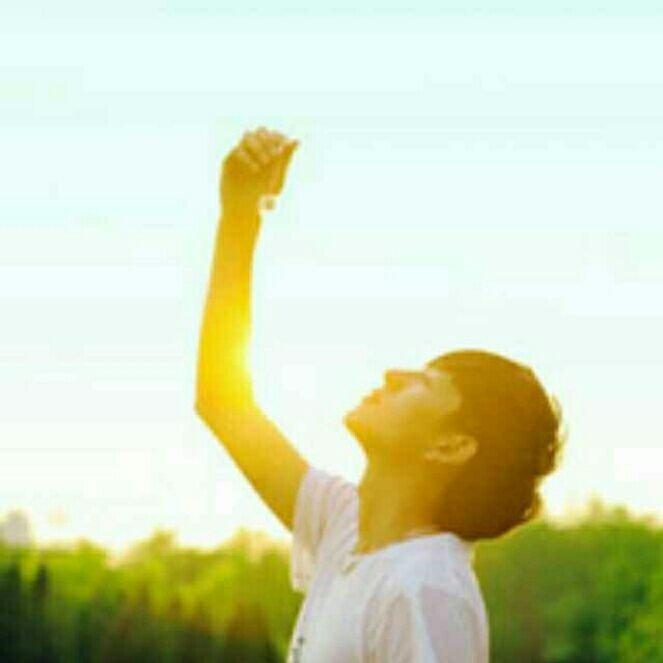 愿一生欢喜,不为世俗所及。
