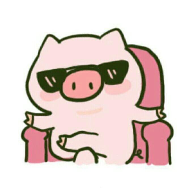 真的是猪,没在自嘲