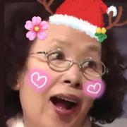 八十岁追星奶奶微博照片