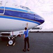 停机坪大表哥微博照片