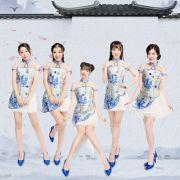 七朵组合粉丝团微博照片