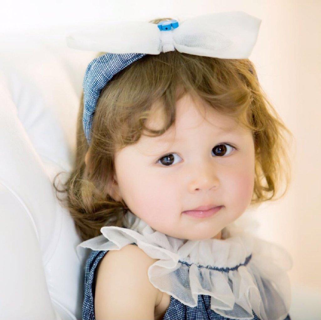 2015年10月2日出生的中荷混血萌宝Anna Sophie,江湖人称娜姐!