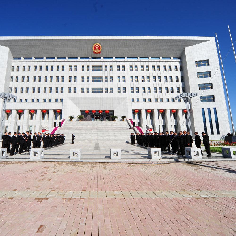 吉林省大安市法院