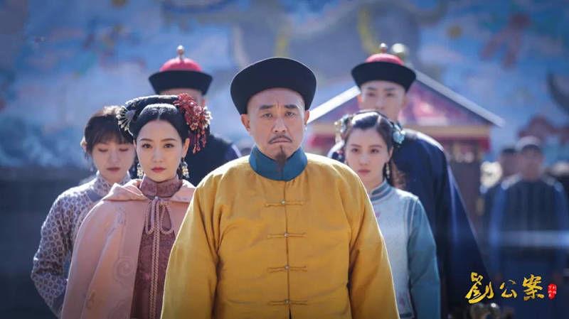 《刘墉追案》全集-电视剧百度云【720高清国语版】下载