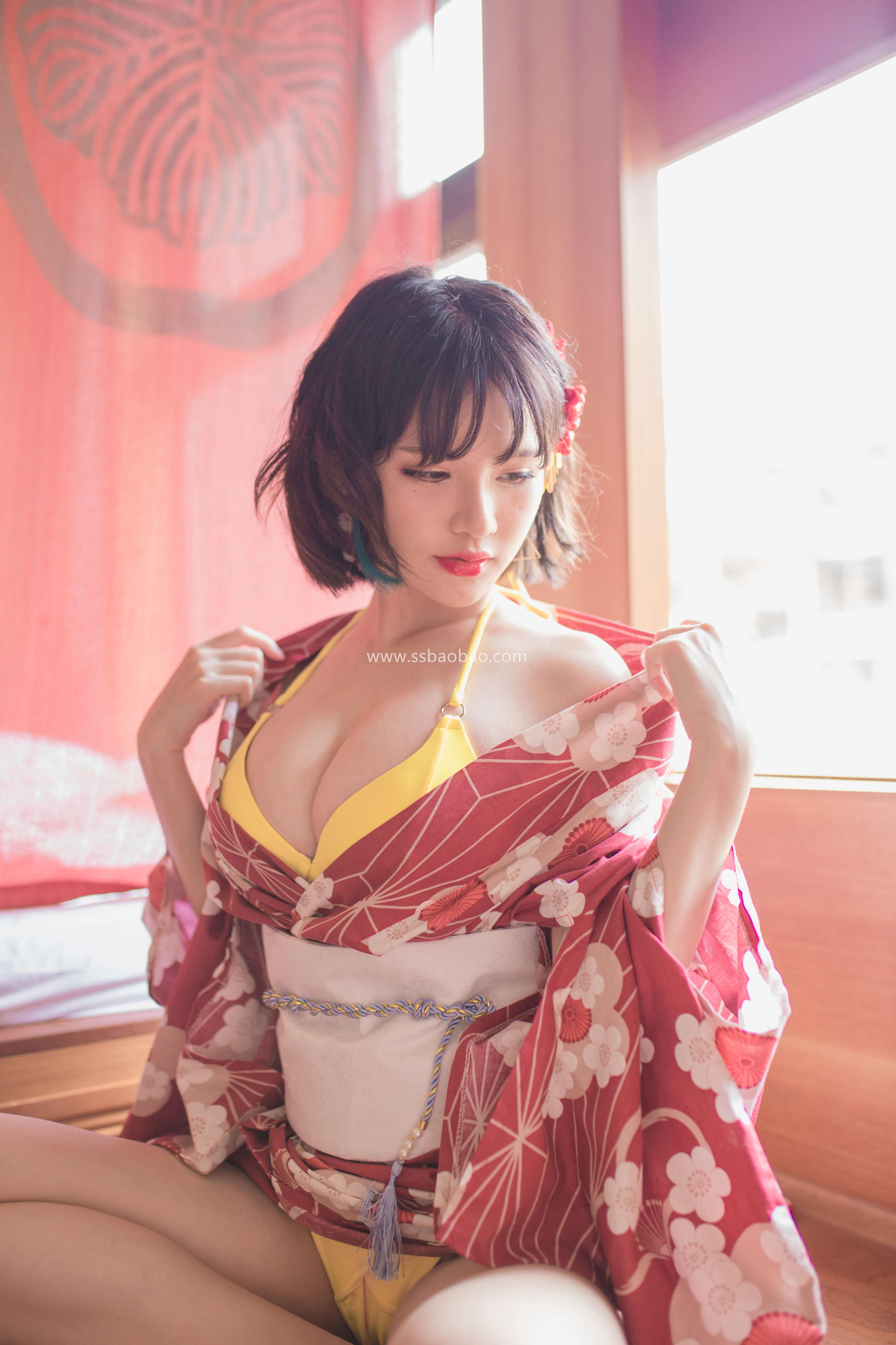 Yoko宅夏 - 妹汤物语(和服)[53P-313MB]03