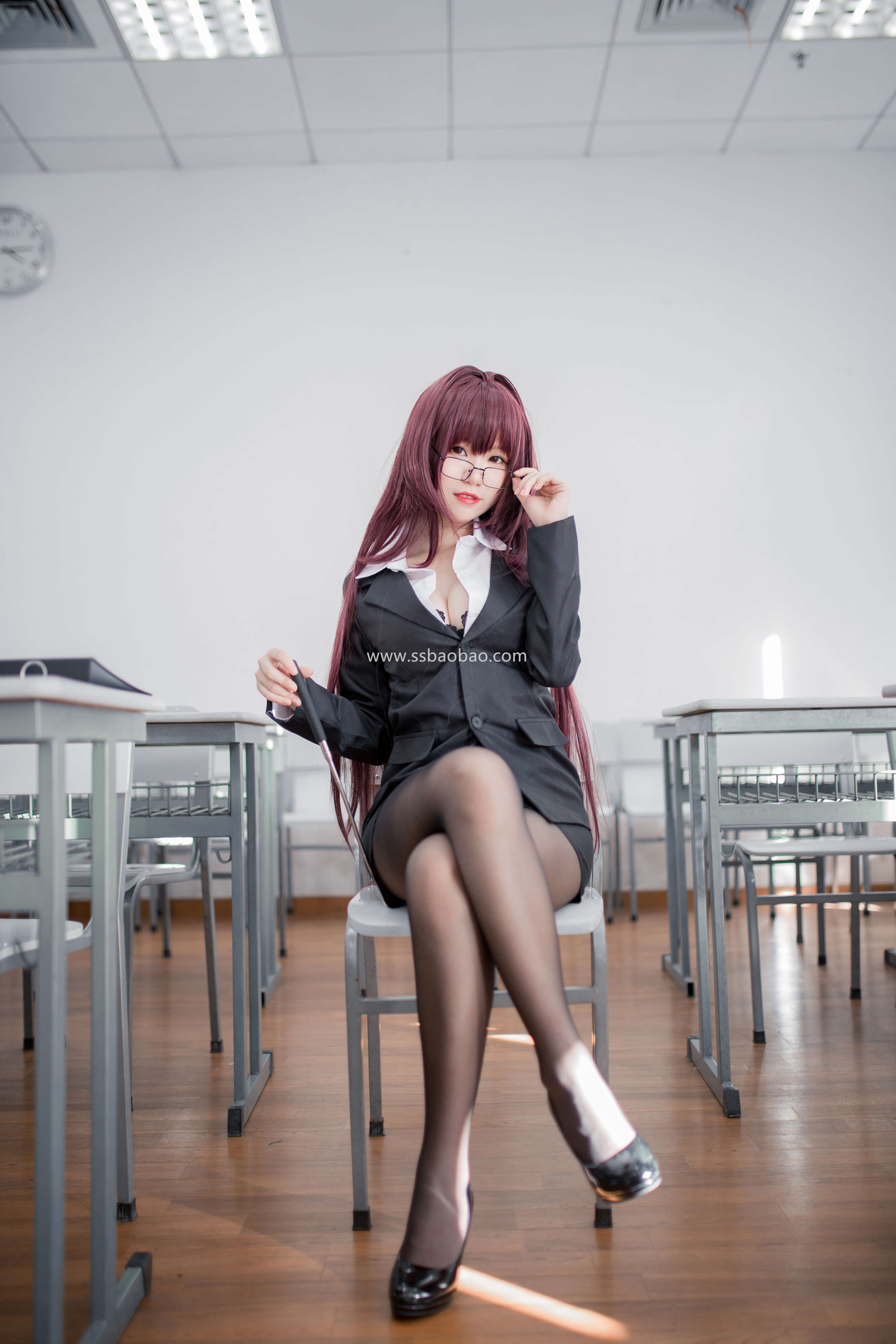 Yoko宅夏 - 斯卡哈教师[33P-266MB]01