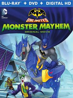 蝙蝠俠無極限:怪獸來襲