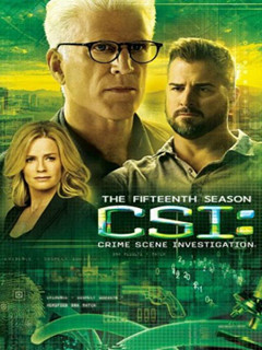 犯罪现场调查第八季