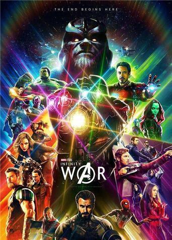復仇者聯盟3:無限戰爭