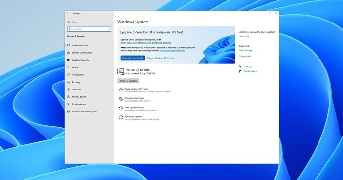 Windows 11正式版即将推送 微软正在完成最后准备