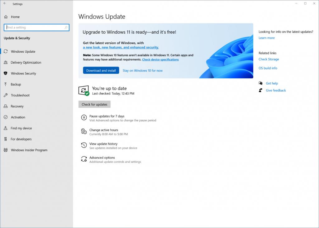 Windows 11正式版官方公布最低系统要求及免费升级方法