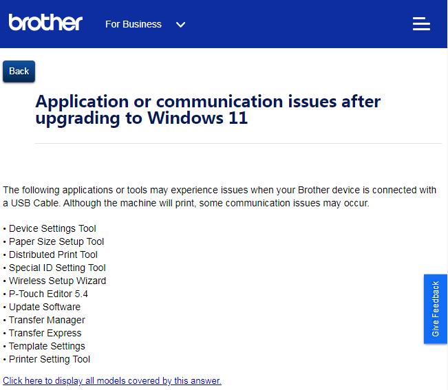 Brother打印机在Windows 11上遭遇USB连接问题