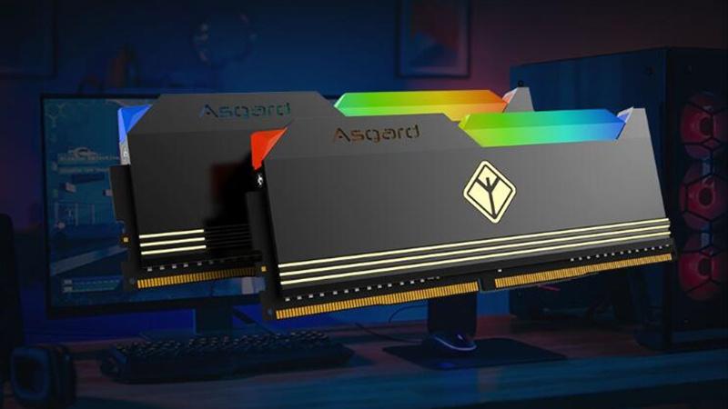 阿斯加特DDR5内存抢先上架:两条16GB 4800MHz 2199元