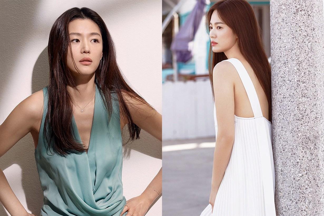 韩国网友票选《有史以来最美韩国女演员》,全智贤居然没进前10名!插图(1)