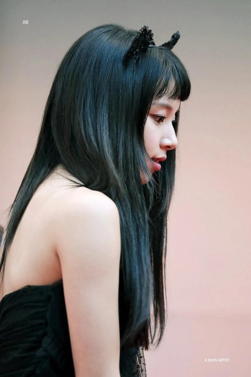 韩国网友评TWICE侧颜最美的3位成员,多贤拿下第一,你认可吗?插图(4)