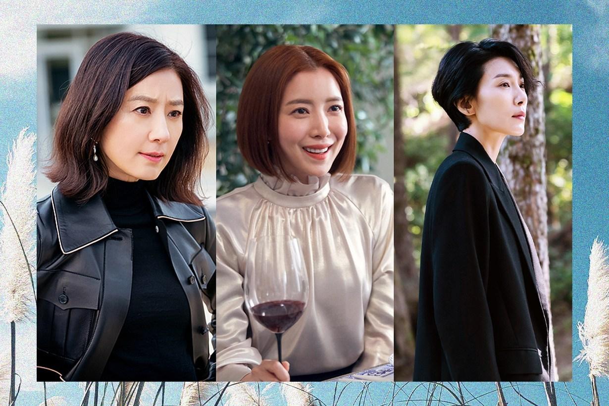 韩国冻龄美女演员当道!除了《夫妻的世界》金喜爱外还有她们!插图