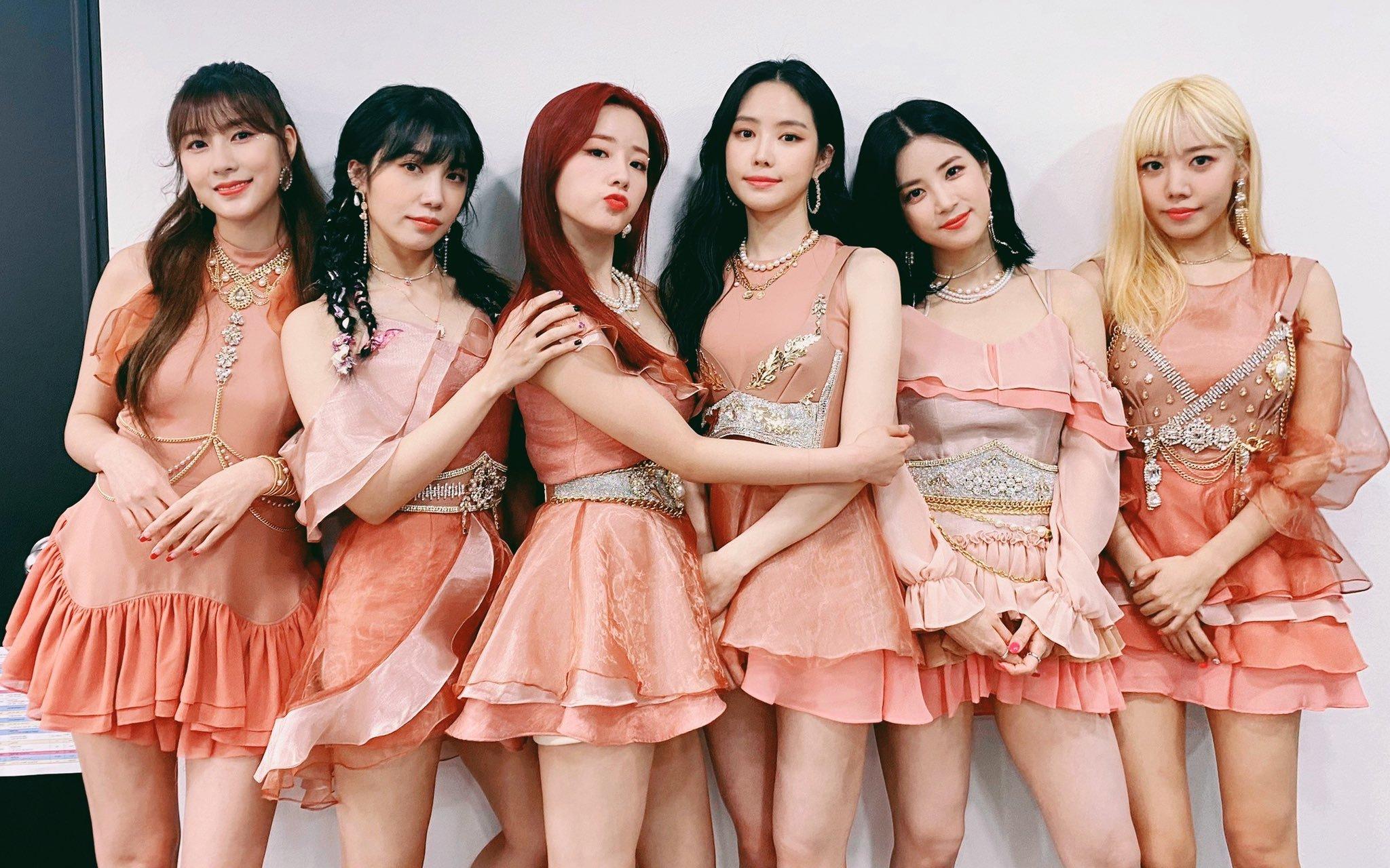 韩国女团实体专辑总销量TOP15,这一团居然能超过少女时代拿下第一!插图7