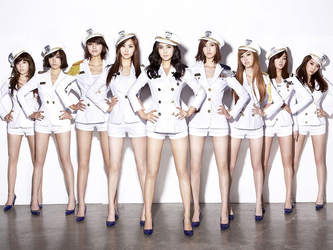 韩国女团实体专辑总销量TOP15,这一团居然能超过少女时代拿下第一!插图