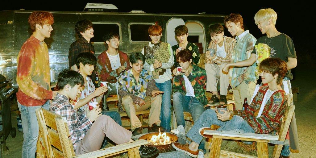 2020年韩国专辑销量TOP10,防弹少年团(BTS)、SEVENTEEN、NCT太厉害了!你家偶像上榜了吗?插图10