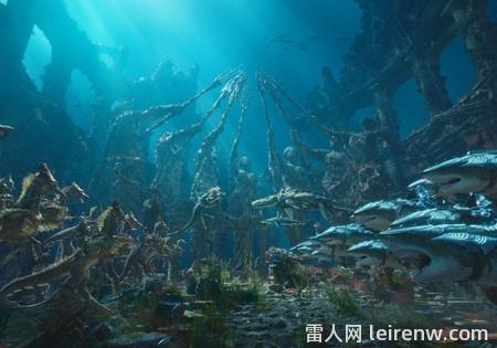 《水行侠 Aquaman》──华丽无边的∴海底史诗