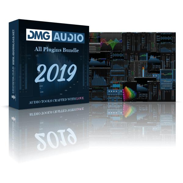 DMG Audio All Plugins 2019.06.29 破解版 – 专业混音插件