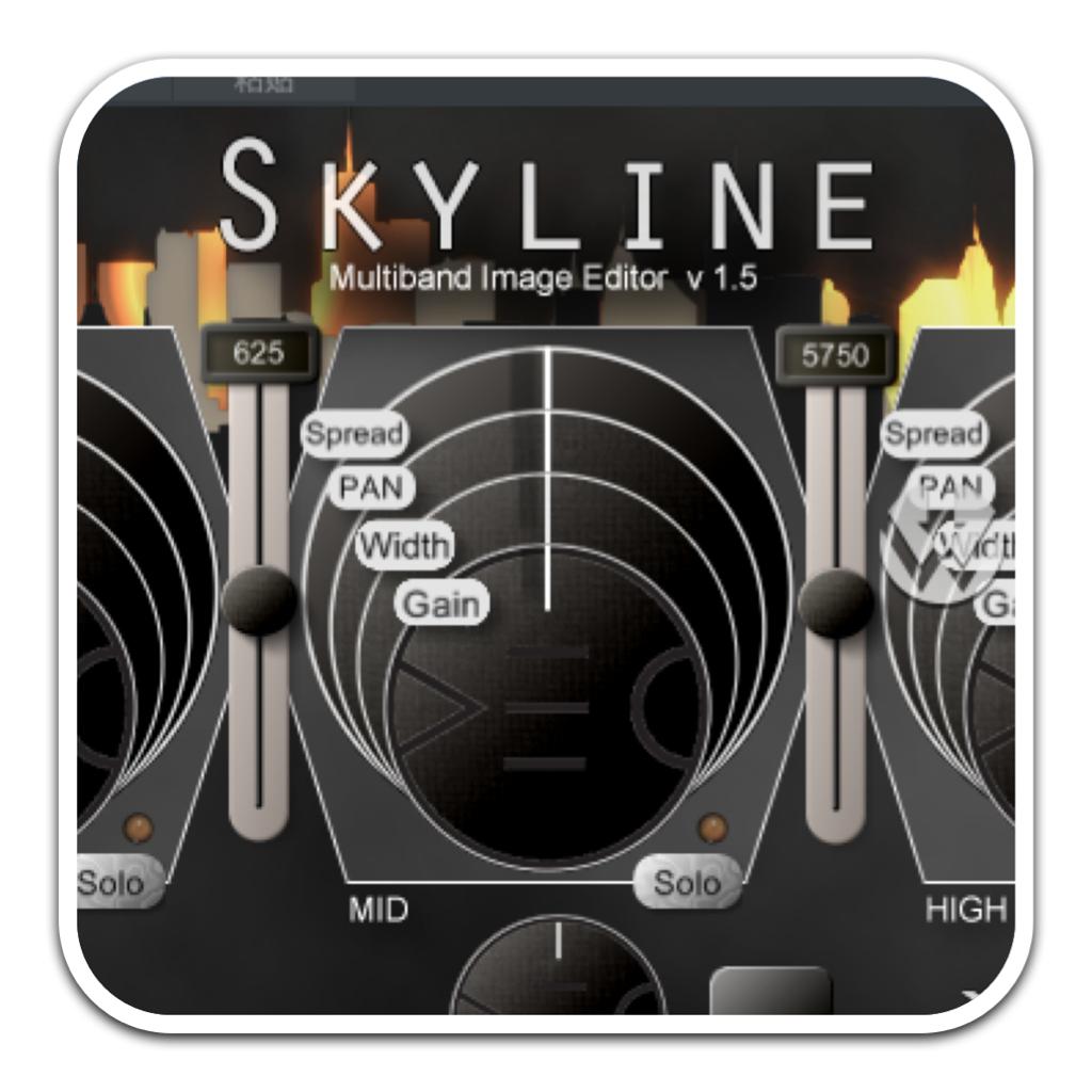 Noisebud Skyline 1.5 破解版 – 多频段音频编辑器