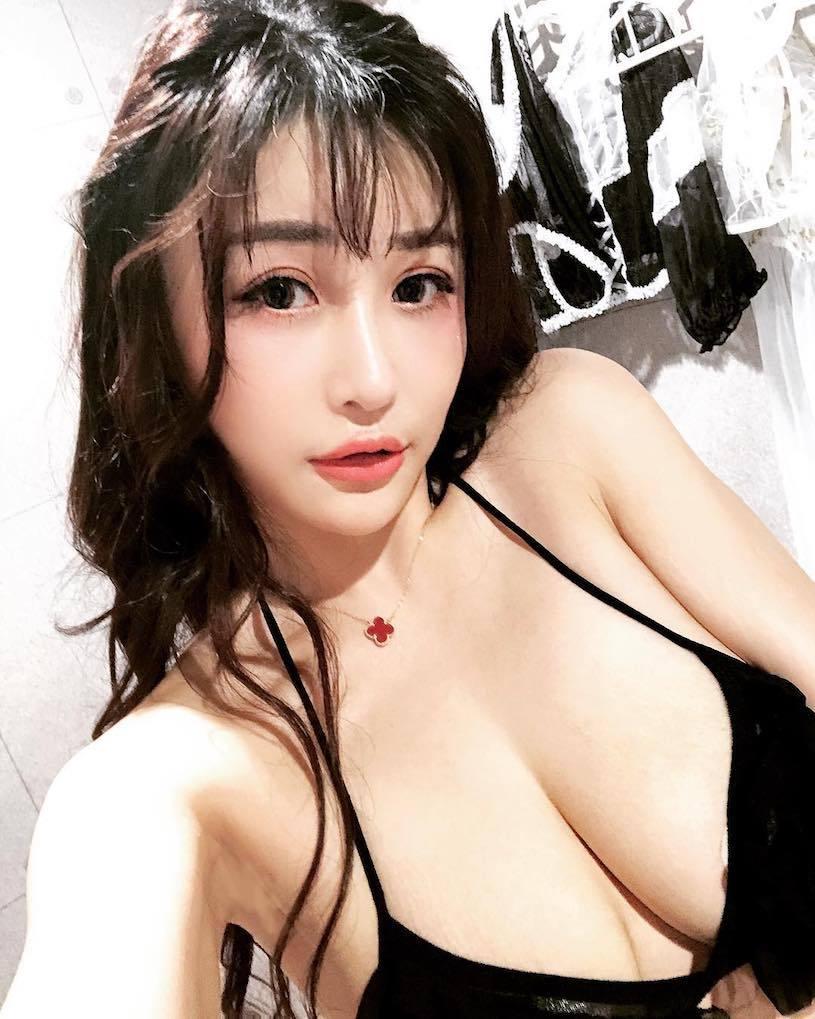 萌宠猫系女友维娜-李萱verna深V比基尼性感到不行 节操写真馆 热图6