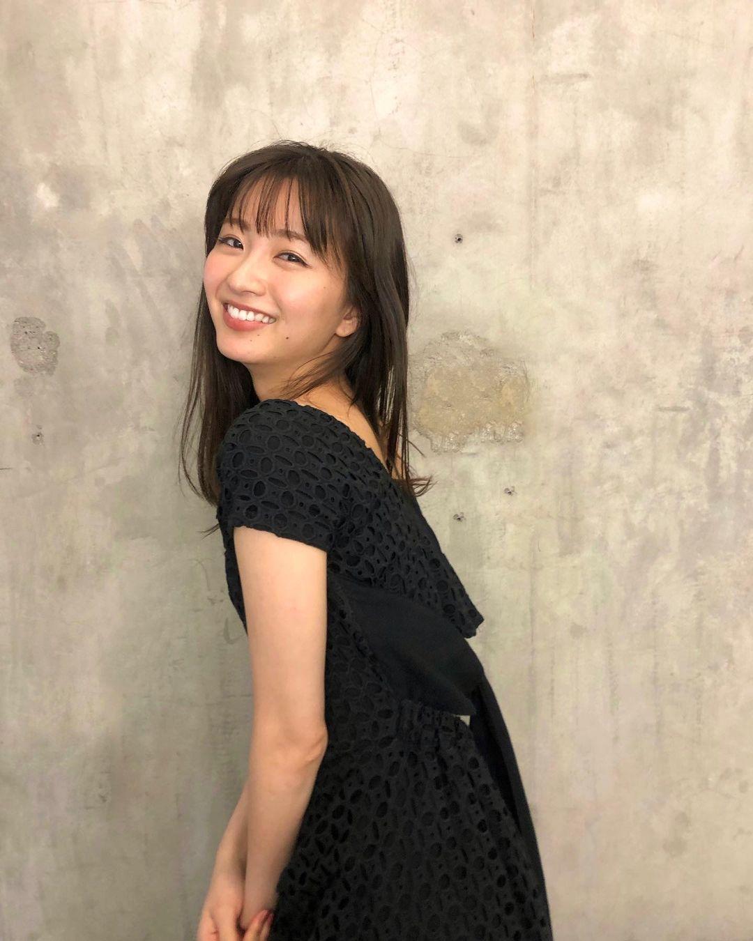 日系时尚杂志模特冈崎纱绘清甜笑容亲和力十足完全就是女友理想型 网络美女 第2张