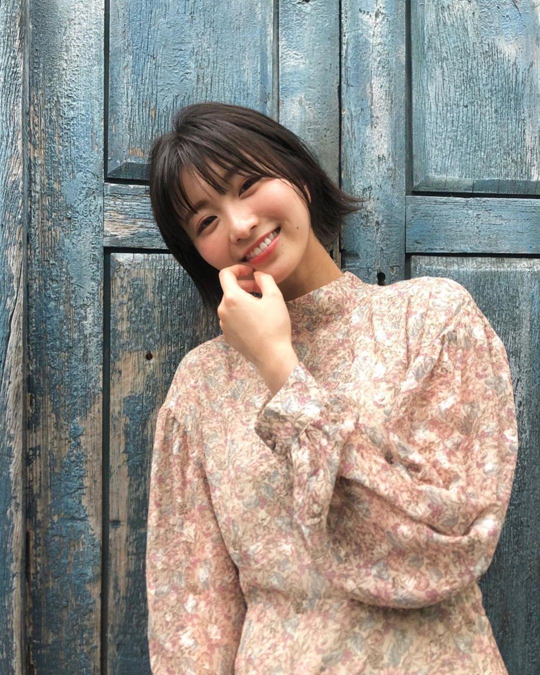 日系时尚杂志模特冈崎纱绘清甜笑容亲和力十足完全就是女友理想型 网络美女 第27张
