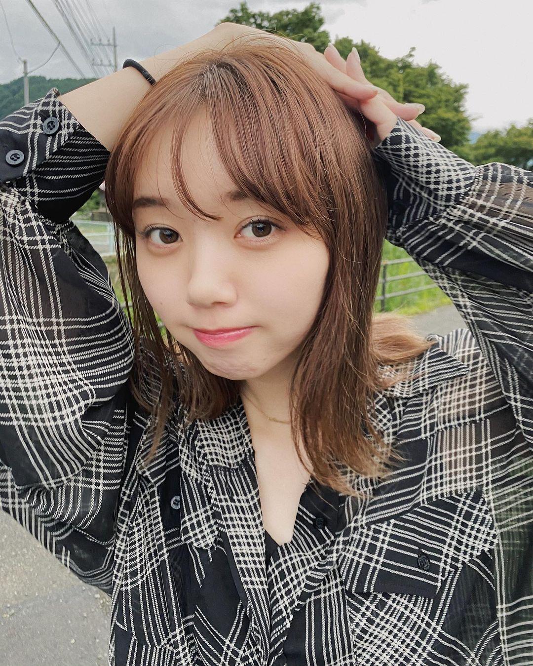 史上最可爱国中生江野沢爱美长大了.不只甜美笑容依旧,空灵气质更是疗愈人心 网络美女 第12张