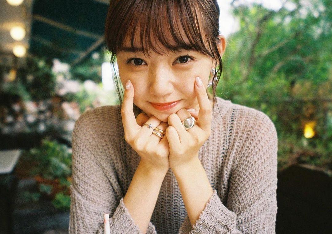 史上最可爱国中生江野沢爱美长大了.不只甜美笑容依旧,空灵气质更是疗愈人心 网络美女 第15张