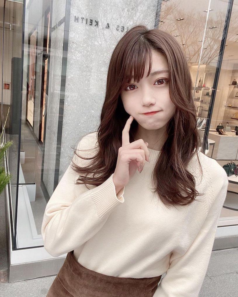 名古屋22岁美女大学生photomasyuro爱吃牡蛎 网络美女 第2张