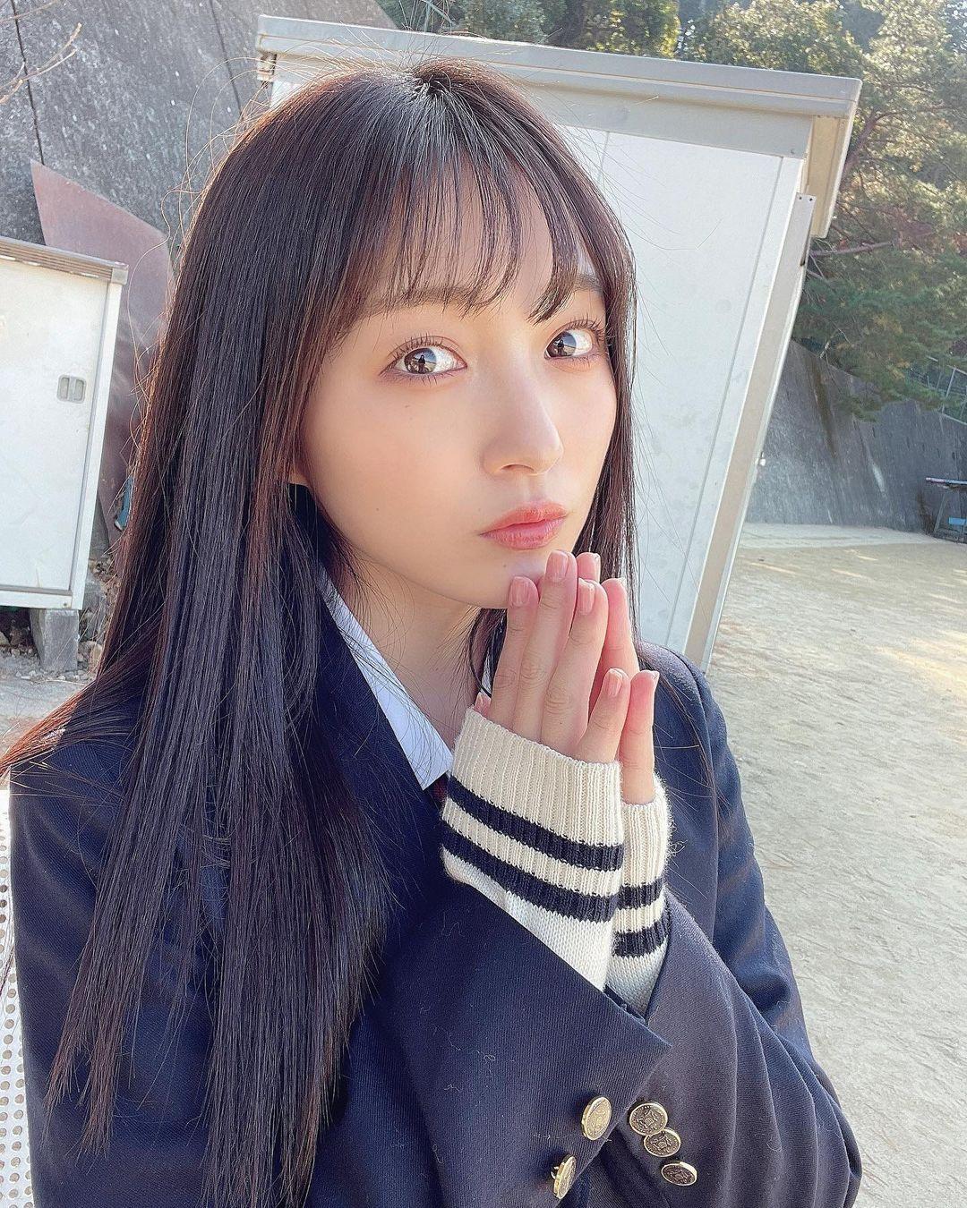 NMB48次世代王牌山本彩加引退转当护理师超暖原因让人更爱她了 网络美女 第2张
