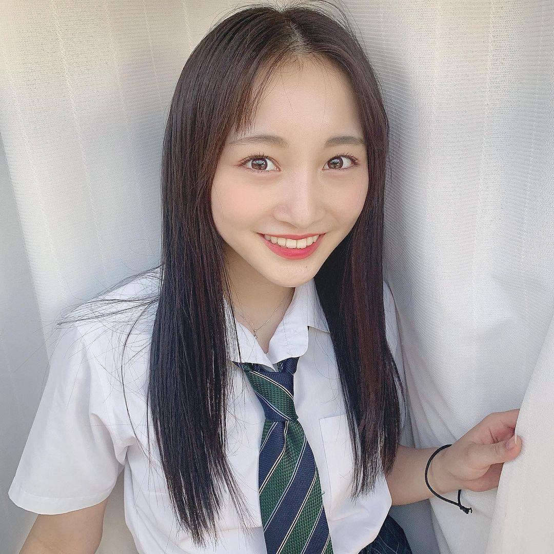 NMB48次世代王牌山本彩加引退转当护理师超暖原因让人更爱她了 网络美女 第24张