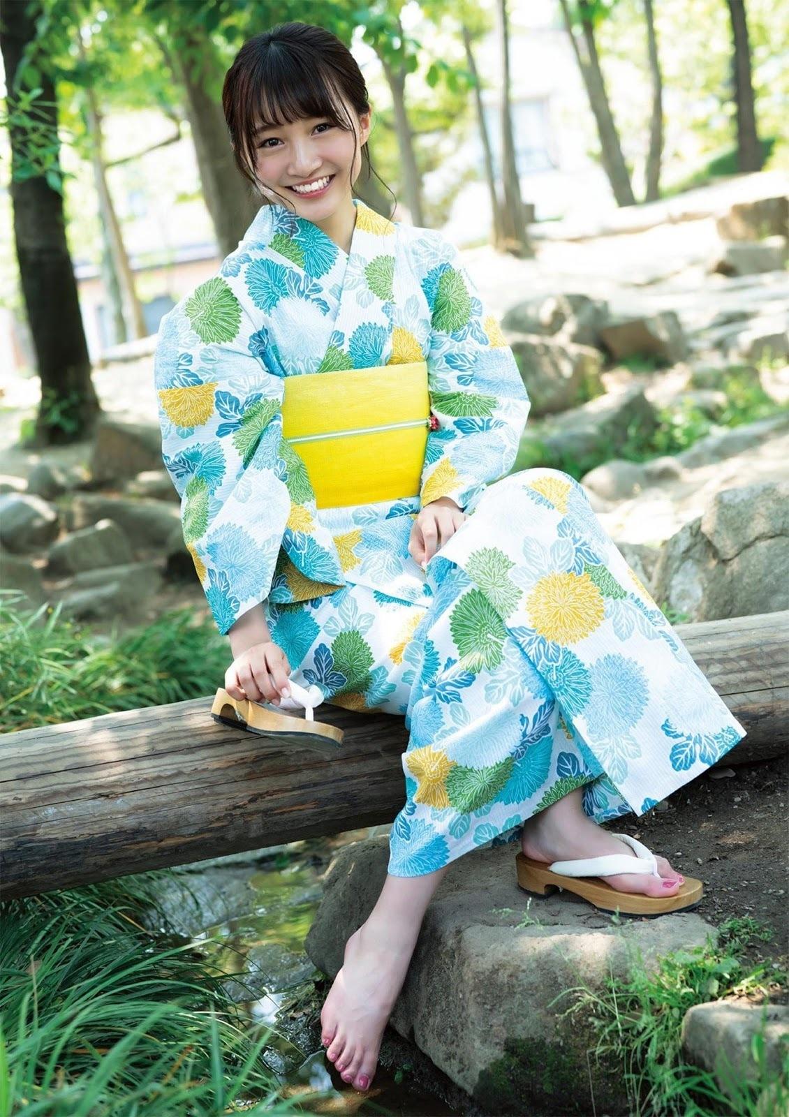 NMB48次世代王牌山本彩加引退转当护理师超暖原因让人更爱她了 网络美女 第36张