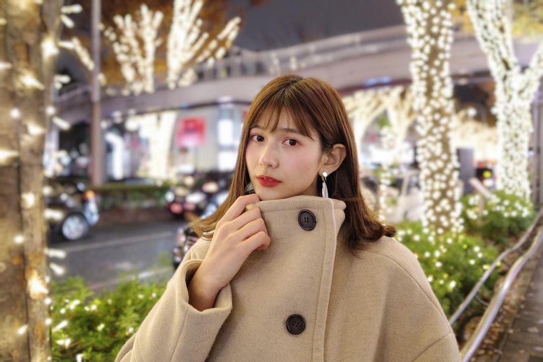 全日本就她最美!2020杂志小姐冠军「新井遥」神级五官怎么拍都超美-新图包
