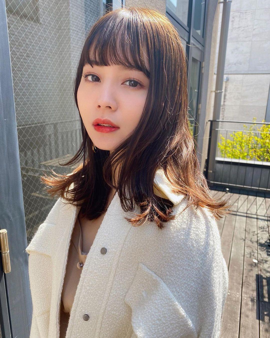 崛北真希妹妹NANAMI新生代清纯女 网络美女 第17张