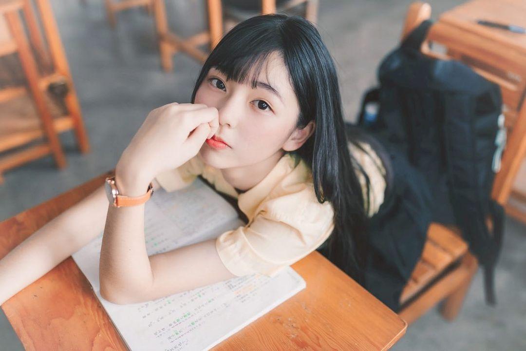 高校妹子真美!「最美高校生」的景美女中学生「许悦」插图4