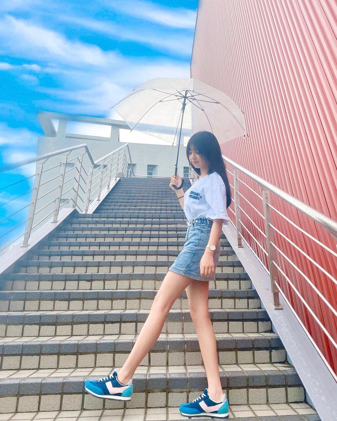 高校妹子真美!「最美高校生」的景美女中学生「许悦」插图5