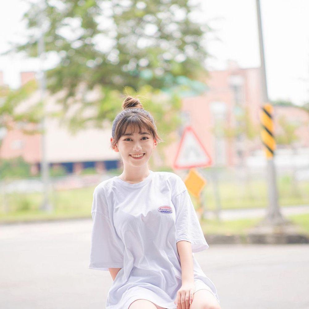 [itotii美女]甜心高中生来袭.神似韩团女星超甜妹妹以涵 网络美女 第9张